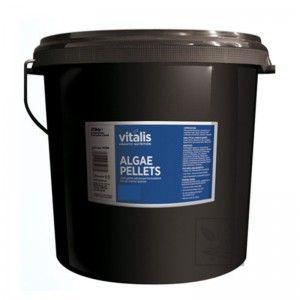 Algae Pellets XS 1mm 20kg (wiaderko) Vitalis