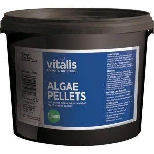 Algae Pellets S 1,8kg (wiaderko) Vitalis