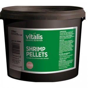 Freshwater Shrimp Pellets 1mm 1,8kg (wiaderko) Vitalis