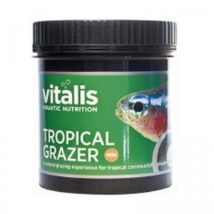 Mini Tropicalgrazer 290g/500ml Vitalis