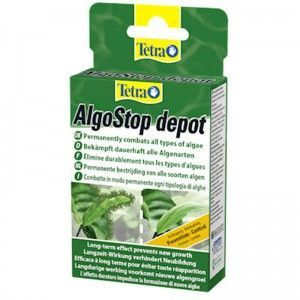 Tetra AlgoStop depot [12 tabletek]