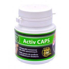 Activ Caps 24 szt Aquabotanique