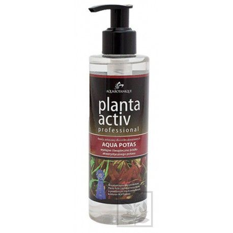 AQUABOTANIQUE PLANTA ACTIV - AQUAPOTAS 500ml