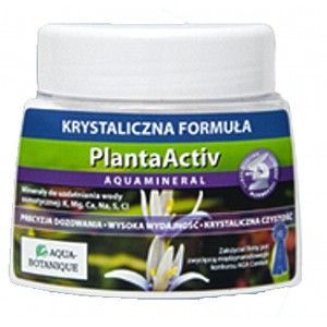 Planta Activ Aquamineral 500ml Aquabotanique