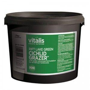 Rift Lake Green Cichlidgrazer 1,7kg Vitalis