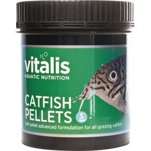 Catfish Pellets S 1,5mm 120g/250ml Vitalis