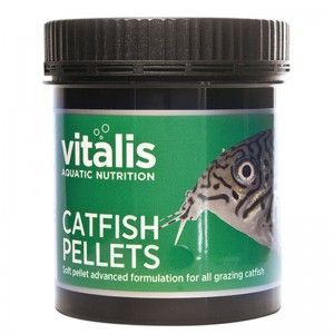Catfish Pellets S+ 4mm 120g/250ml Vitalis