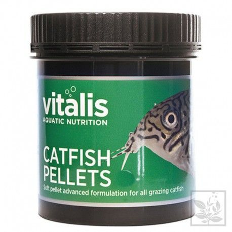 Catfish Pellets S+ 4mm 300g/500ml Vitalis