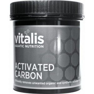 Activated Carbon 250ml Vitalis