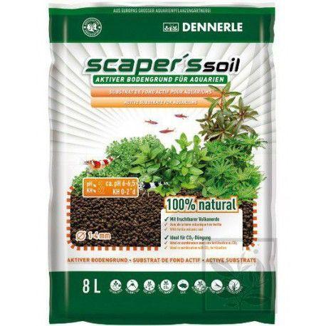 Podłoże aktywne Scaper's Soil 8l DENNERLE