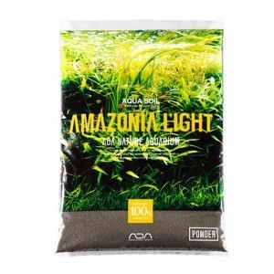 Aqua Soil Powder Amazonia Light 3l ADA