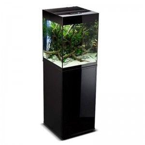 Glossy Cube zestaw szafka + akwarium Aquael