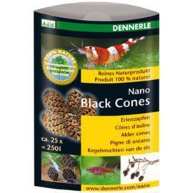 Nano Black Cones (5911) Dennerle