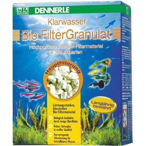 Bio Filter Granules 1l Dennerle