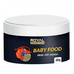 Baby Food 30g Royal Shrimp Food