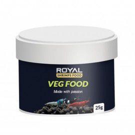 Veg Food 25g Royal Shrimps Food