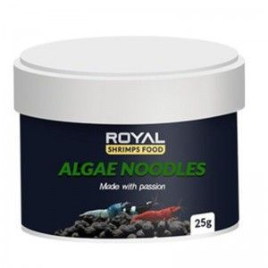 Algae Noodles 25g Royal Shrimp Food