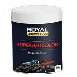 Super Red Color 30g Royal Shrimps Food