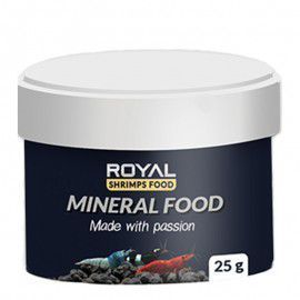 Mineral Food 25g Royal Shrimps Food
