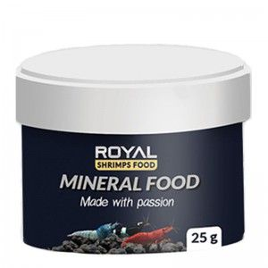Mineral Food 25g Royal Shrimp Food