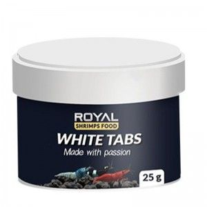 White Tabs 25g Food