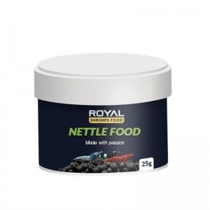 Nettle Food 25g Royal Shrimps Food