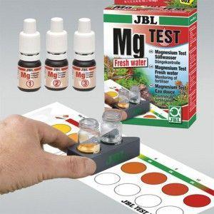 Mg Magnez Zestaw testów Słodka woda JBL