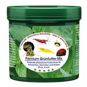 Naturefood Grünfutter Mix 60g Naturefood