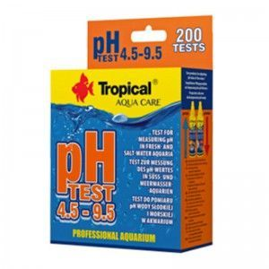 Test PH 4.5-4.9 Tropical
