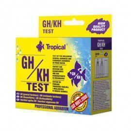 TEST GH/KH Tropical