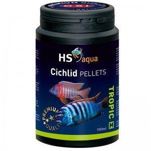 Cichlid Granulat M 1000ml 400g OSI