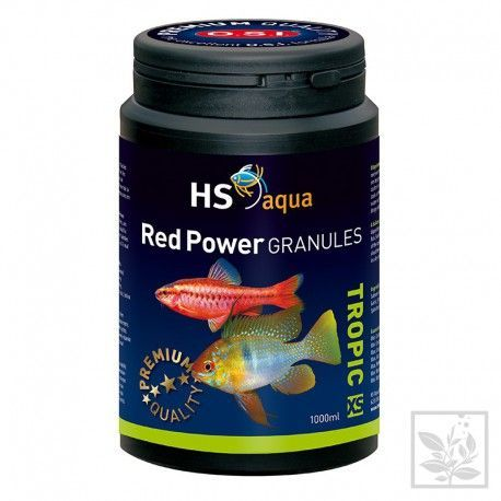 Red Power Granulat XS (Red Tiny Bits) 1000ml 600g OSI