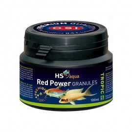 Red Power Granulat S (Red Tiny Bits) 100ml 45g HS OSI