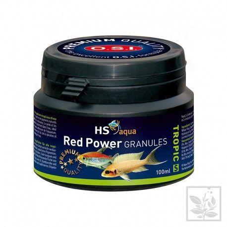 Red Power Granulat S (Red Tiny Bits) 100ml 45g OSI