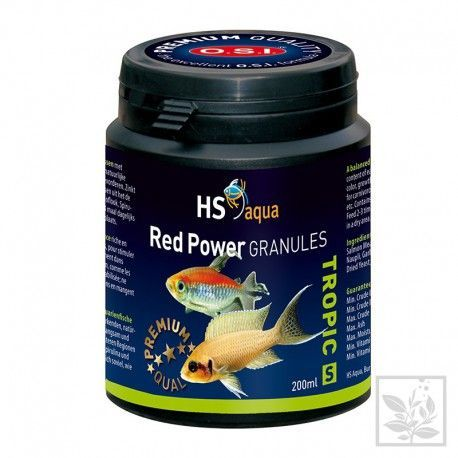 Red Power Granulat S (Red Tiny Bits) 200ml 90g OSI