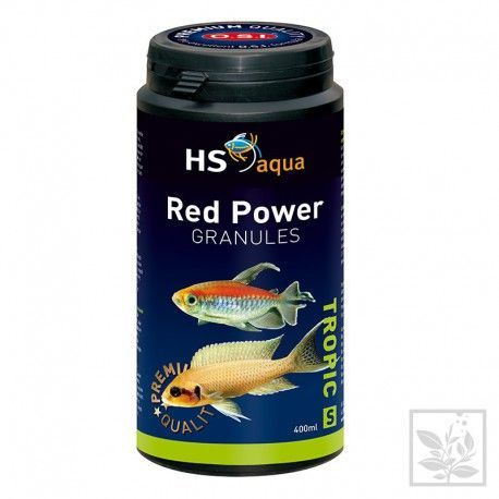 Red Power Granulat S (Red Tiny Bits) 400ml 180g OSI