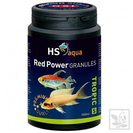 Red Power Granulat S (Red Tiny Bits) 1000ml 450g OSI