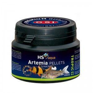 Artemia granulat (Sinking Shrimp Pellets) 100ml 70g OSI