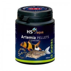 Artemia granulat (Sinking Shrimp Pellets) 200ml 140g OSI