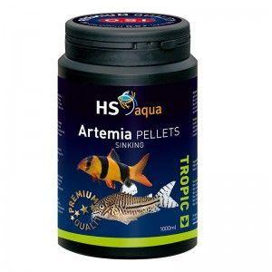 Artemia granulat (Sinking Shrimp Pellets) 1000ml 700g OSI