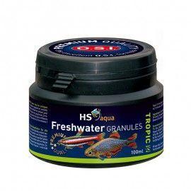 Freshwater Granulat XS 100ml 60g HS Aqua