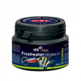 Freshwater Granulat S 100ml 45g HS Aqua