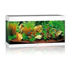 Akwarium z wyposażeniem Rio kolor biały Juwel