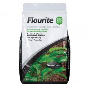 Żwir na bazie glinki Flourite 7kg Seachem