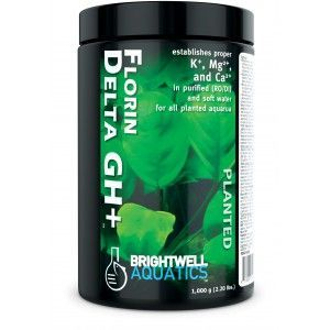 Florin Delta GH+ 250g Brightwell Aquatics