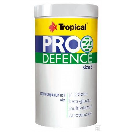 Pro Defence Size S 250ml/130g Tropical