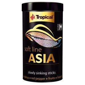 Asia Soft Line M 250ml/100g Tropical