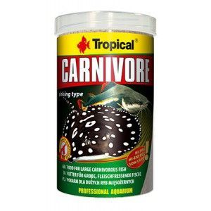 Carnivore 1000ml/600g Tropical