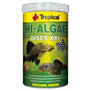 Hi Algae Discs XXL 1000ml/500g Tropical