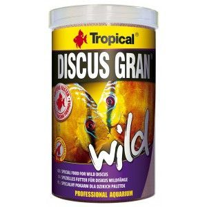 Discus Gran Wild 1000ml/330g Tropical
